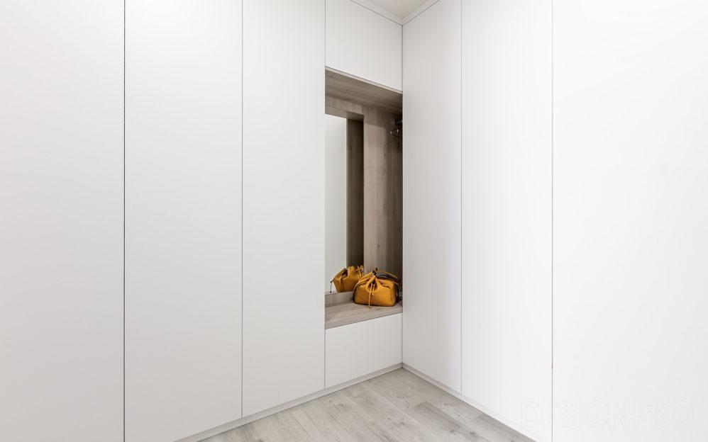 Výsledná realizace interiéru domu Čakovičky na fotografiích